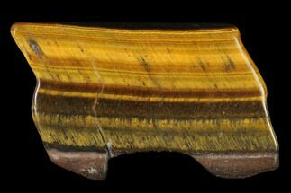 Tiger's eye - Fossils For Sale - #140490