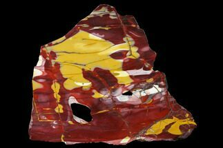 "Buy 8"" Polished Mookaite Jasper Slab - Australia - #141076"