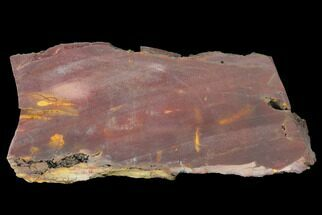 "3.5"" Mookaite Jasper Slab (Not Polished) - Australia For Sale, #141554"