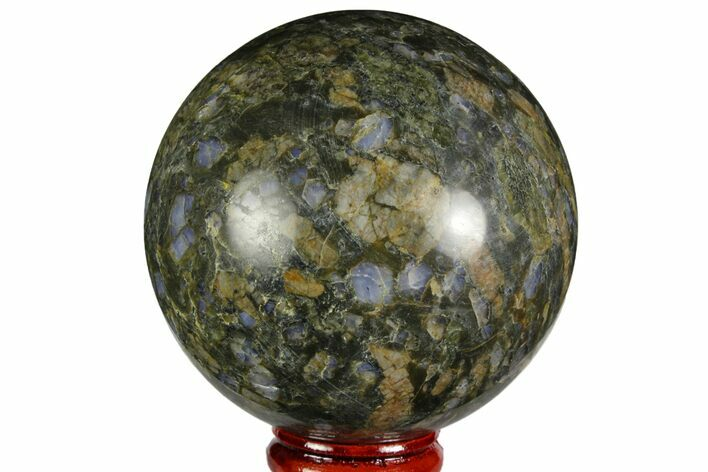 "2.75"" Polished Que Sera Stone Sphere - Brazil"