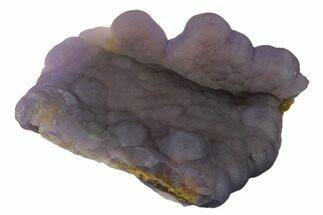 "3.7"" Botryoidal Purple Fluorite - China For Sale, #146630"