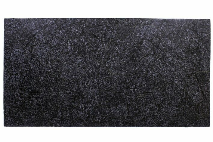 "59"" Polished, Indigo Gabbro Mosaic Table Top - Clearance Item"