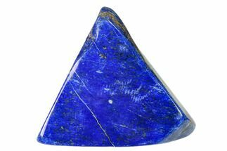 "3.6"" Polished Lapis Lazuli - Pakistan For Sale, #149447"