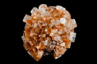 "Buy 1.9"" Aragonite Twinned Crystal Cluster - Morocco - #153814"