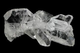 "1.6"" Faden Quartz Crystal Cluster - Pakistan For Sale, #154442"