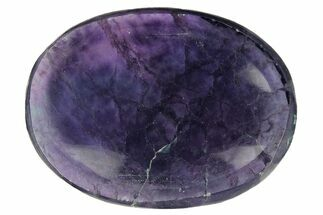 "Buy Purple Fluorite Worry Stones - 1.5"" Size - #155284"