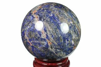 Sodalite - Fossils For Sale - #161355