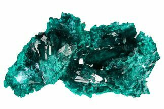 Dioptase - Fossils For Sale - #168639