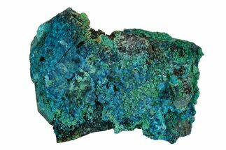 "1.6"" Botryoidal Chrysocolla and Malachite Formation - Tentadora Mine For Sale, #169241"