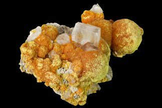 Barite, Realgar & Orpiment - Fossils For Sale - #169068