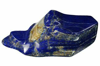 "Buy 5.8"" Polished Lapis Lazuli - Pakistan - #170890"