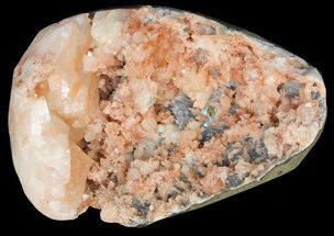 "9.2"" Apophyllite, Stilbite and Heulandite on Chalcedony - India For Sale, #173180"