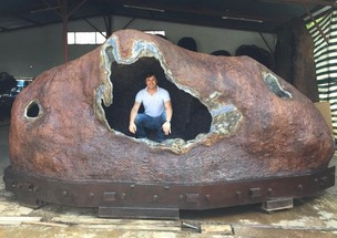 What is the largest geode in the world? For Sale