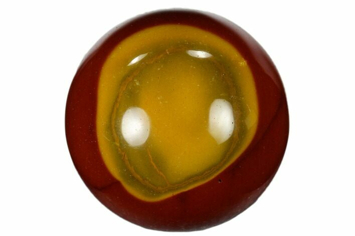 "1.2"" Polished Mookaite Jasper Spheres - Photo 1"