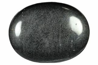 "1.8"" Polished Hematite Pocket Stone"