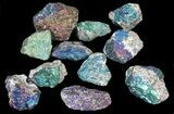 Bulk Peacock Ore (Treated Chalcopyrite) - 3 Pack - Photo 3