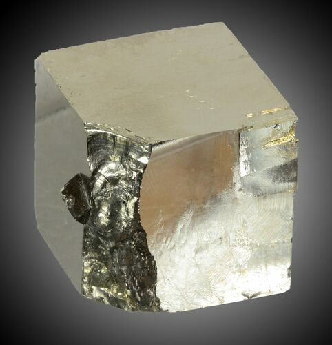 "Bargain 1.29"" Pyrite Cube - Navajun, Spain"