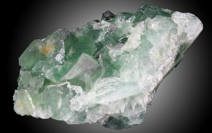 "Bargain 5.28"" Fluorite on Aragonite & Quartz, China"