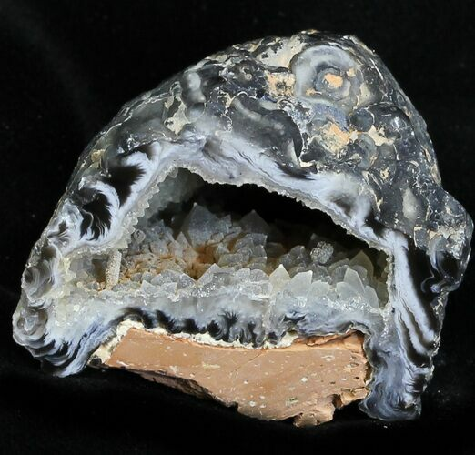"1.7"" Cut & Polished Oco Ocho Geode - Brazil"