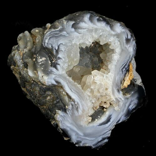 "1.5"" Cut & Polished Oco Ocho Geode - Brazil"
