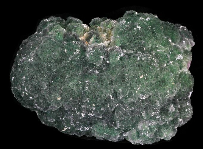 "Gorgeous 3.81"" Botryoidal Green Fluorite, Henan Province, China"