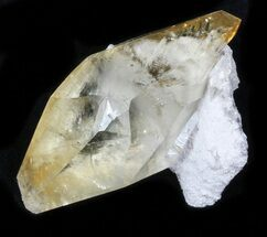 "2.45"" Gemmy Twinned Calcite on Barite - Tennessee For Sale, #33803"