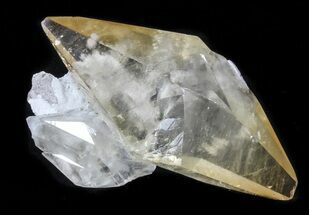 "Buy 3.05"" Gemmy Twinned Calcite Crystal - Elmwood, Tennessee - #33805"
