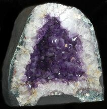 Quartz var. Amethyst - Fossils For Sale - #34452