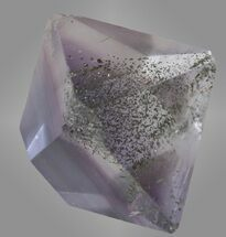 "1.31"" Fluorite Octahedron (Chalcopyrite Inclusions) - Illinois For Sale, #36152"