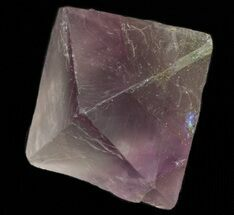 "1.71"" Purple, Cleaved Fluorite Octahedron - Illinois For Sale, #37832"