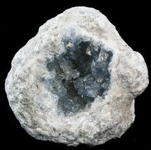 "Buy 8.3"" Celestite Geode- Top Quality - #39772"