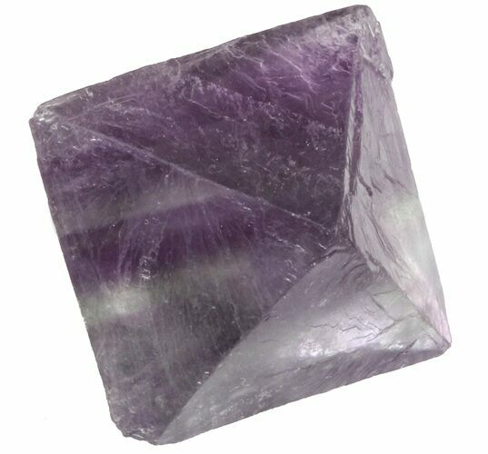 "1.88"" Fluorite Octahedron - Highly Fluorescent"