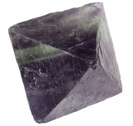 "1.86"" Fluorite Octahedron - Highly Fluorescent"