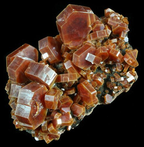 "1.8"" Large, Vanadinite Crystals - Morocco"