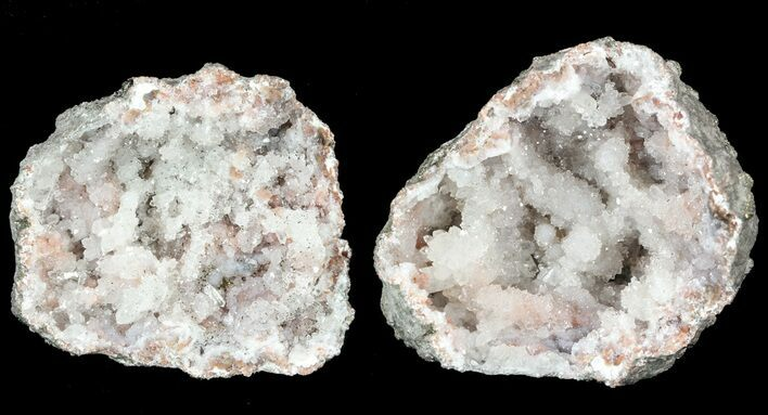 "2"" Keokuk ""Red Rind"" Geode - Iowa"
