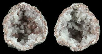 "1.8"" Keokuk ""Red Rind"" Geode - Iowa For Sale, #53393"