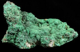 "Buy 3.6"" Malachite on Matrix - Morocco - #57055"