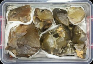 Buy Dogtooth Calcite Wholesale Flat - 6 Pieces - #60037