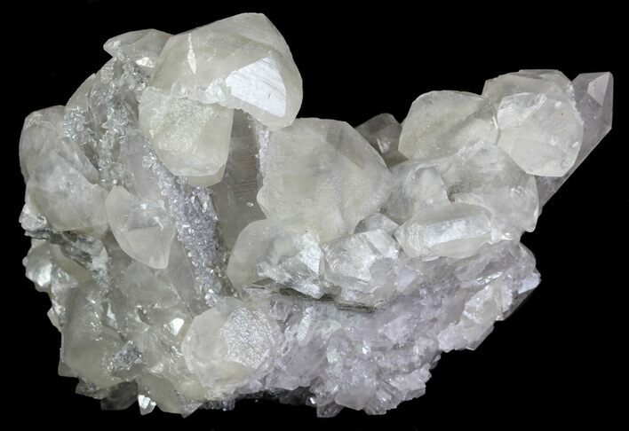 "7.1"" Quartz and Calcite Association - Fluorescent"