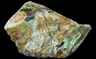 Opalised Serpentine - Fossils For Sale - #64911