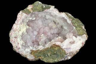 "8"" Amethyst Crystal Geode - Morocco For Sale, #70682"