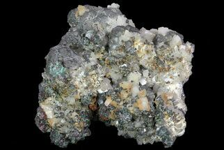 "2"" Galena, Dolomite and Chalcopyrite - Missouri For Sale, #73835"