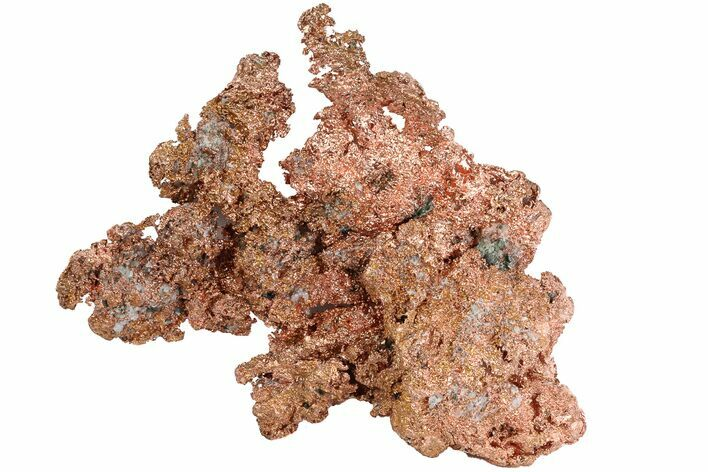 "3.3"" Natural, Native Copper Formation - Michigan"