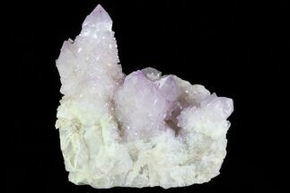 Quartz var Amethyst - Fossils For Sale - #80010