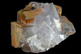 Fluorite, Barite - Fossils For Sale - #80265