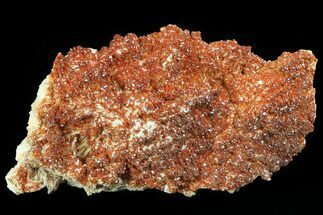 Vanadinite, Barite - Fossils For Sale - #82371