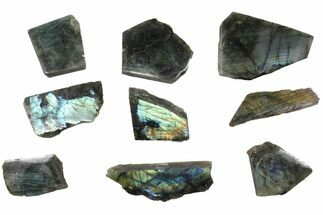 Labradorite - Fossils For Sale - #84534