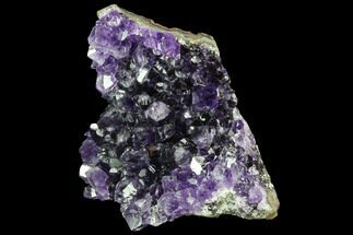 "Buy 2.7"" Dark Purple Amethyst Cluster  - #90166"