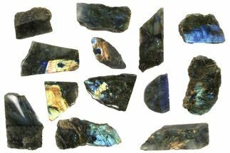 Labradorite - Fossils For Sale - #84537
