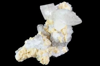 "6.7"" Calcite and Dolomite Crystal Association - China For Sale, #91073"